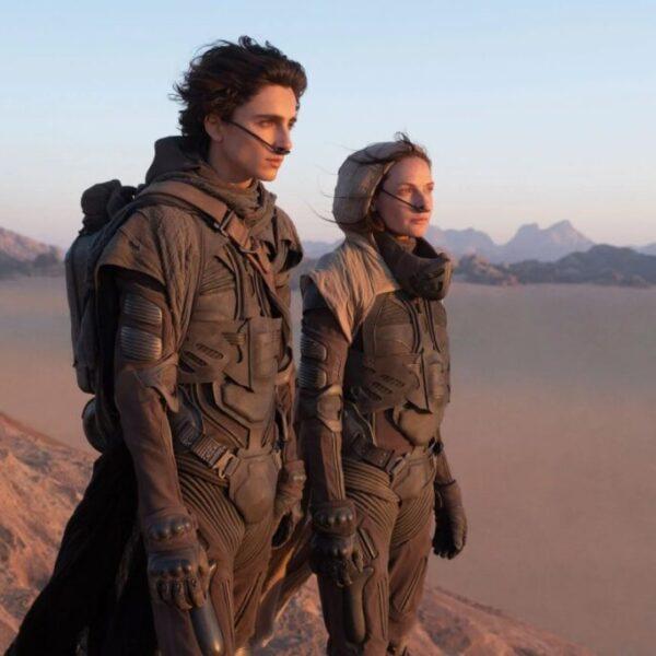 New Dune Movie 2020